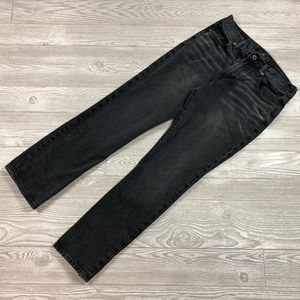 Lucky Brand 221 Black Jeans Men's 32x32 AA79
